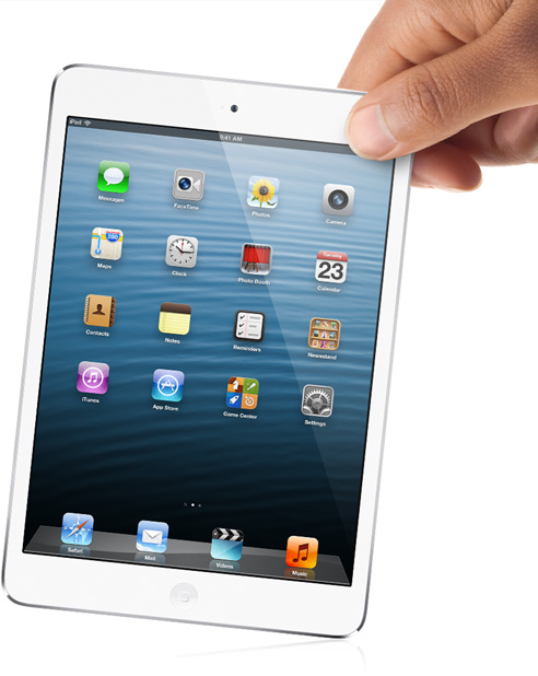 ipad mini - learn how to market like apple