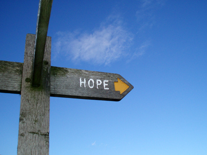 dale carnegie quote about hope and endurance