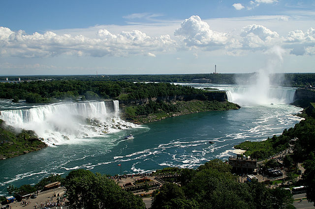 niagara falls story about people believing in you