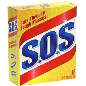 the story of how s.o.s pads began