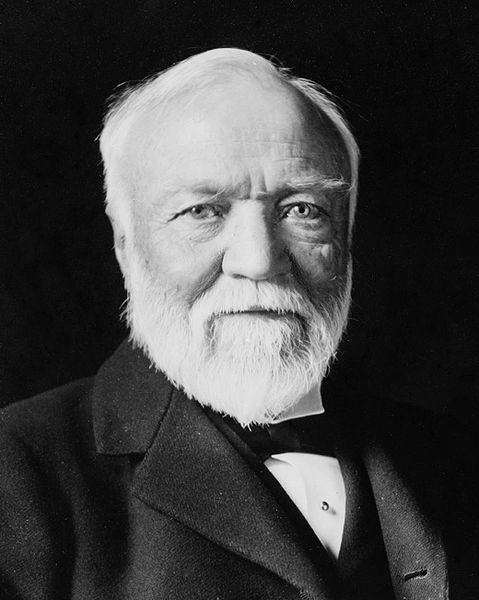 Andrew Carnegie Young