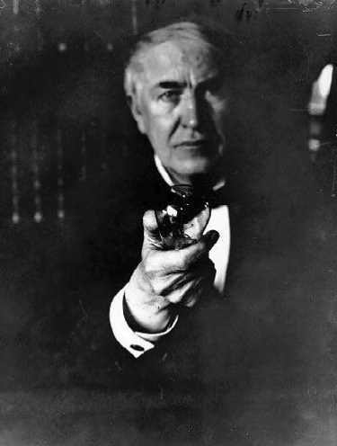 Thomas Edison Our Greatest Weakness Motivational
