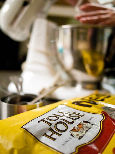 content marketing from toll house cookies
