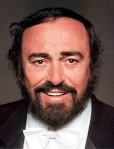 Luciano Pavarotti - Choose One Chair