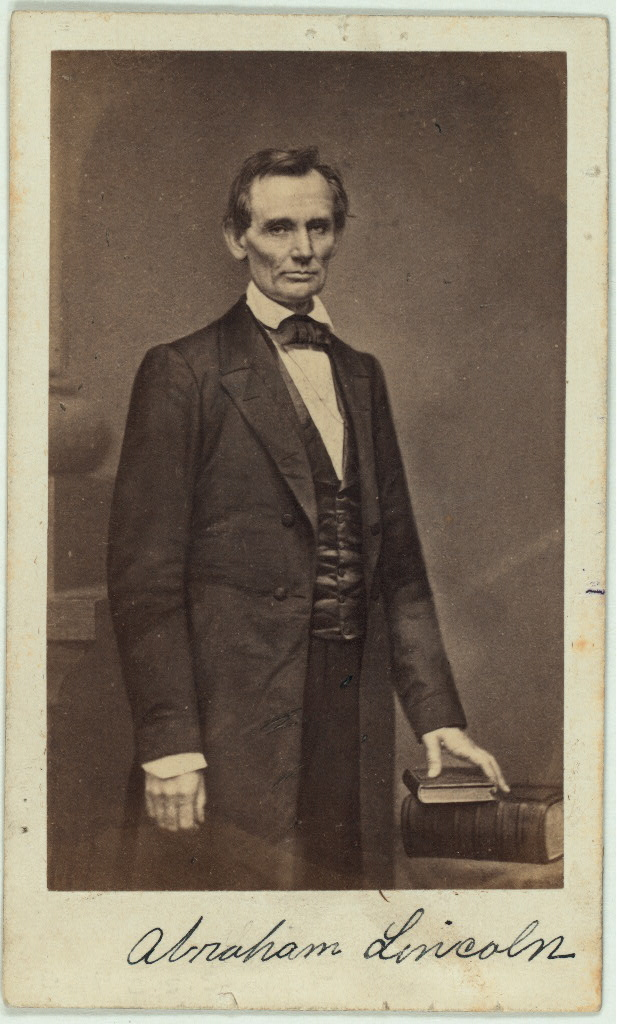 rare abraham lincoln photo and facts