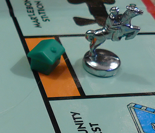 """facebook poll decides new monopoly game """"house rules"""""""