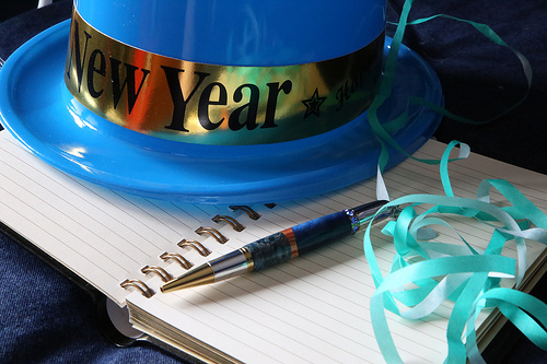 how to make new years resolutions for 2015