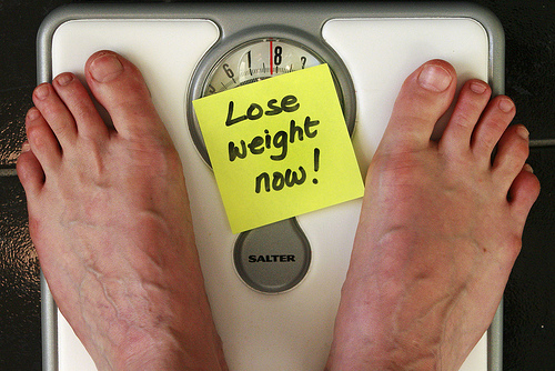 how to make a new year's resolution for 2015, weight loss tips