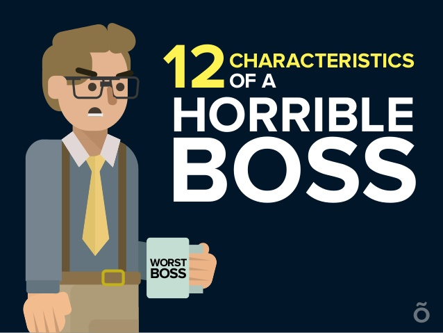 are you a horrible boss, how to be a better boss