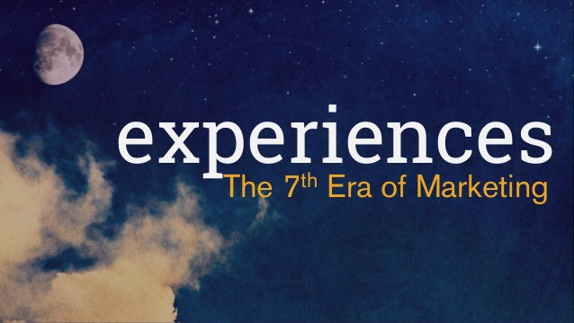 experiences marketing