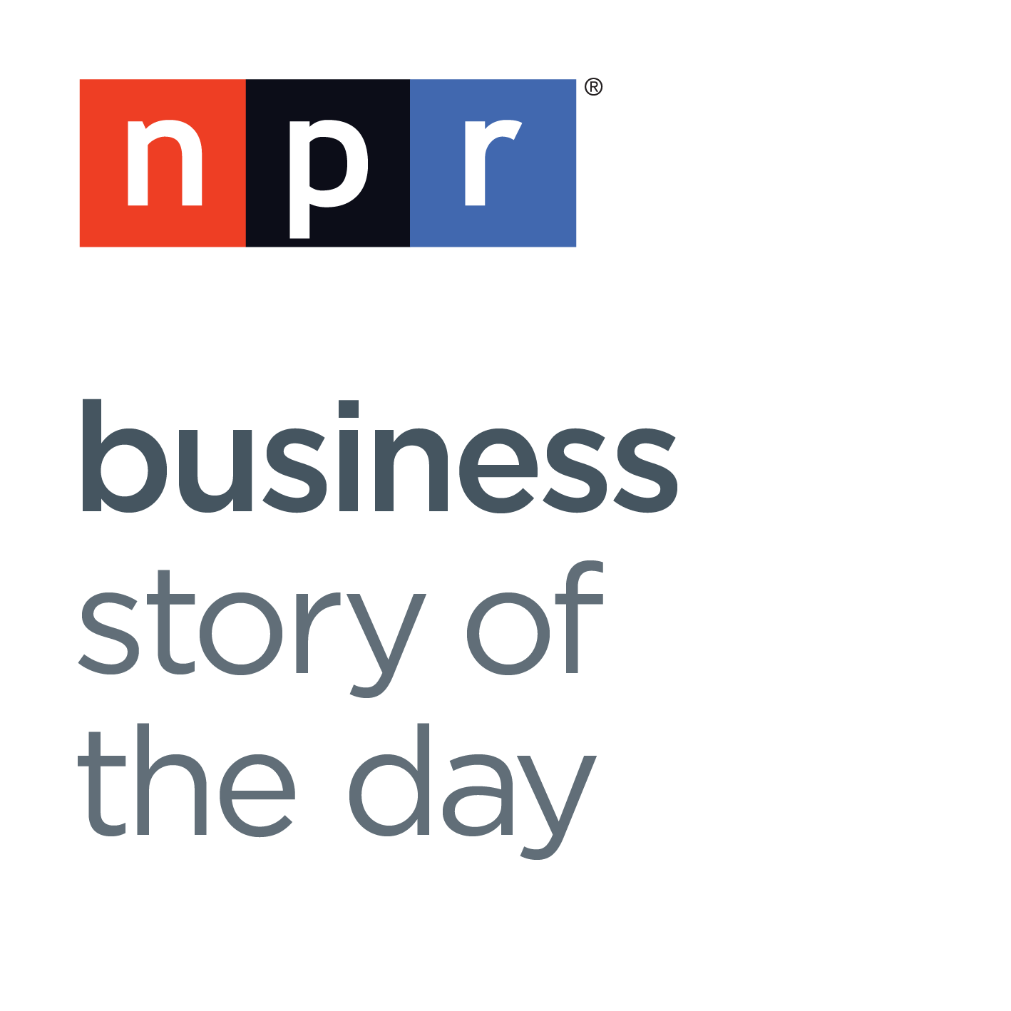 "npr's ""business story of the day"" podcast - turk workers"
