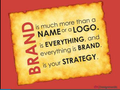 branding is not a logo