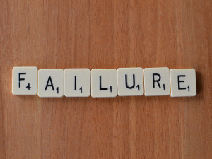 failure, how to succeed