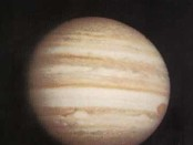 image of Jupiter from Pioneer 10
