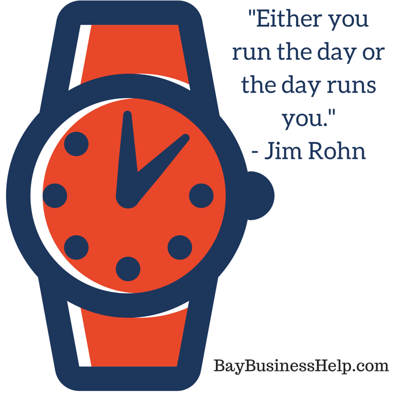 jim rohn quotes about time management