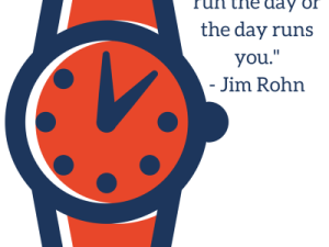 jim rohn quote on time management