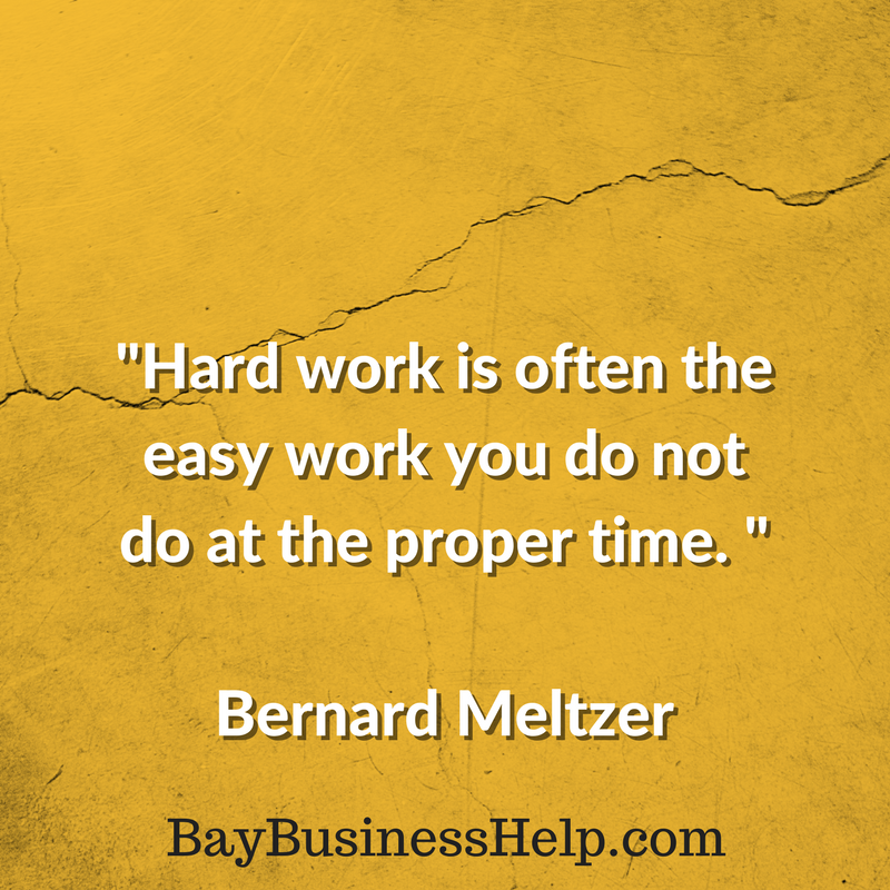 hard work quote,