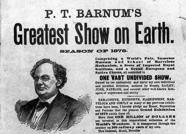 a biography of pt barnum known as the worlds greatest showman Sam humphrey, the 22-year-old australian actor who plays tom thumb in the greatest showman is 127cm or 4'2 in real life the real tom thumb never grew taller than 103cm and was adopted by pt barnum at the age of 4 to join barnum circus.