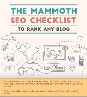The 10-Step Comprehensive SEO Checklist (INFOGRAPHIC)